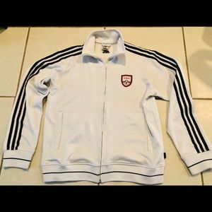 Adidas FIFA Koln Germany Soccer Men Track Jacket M